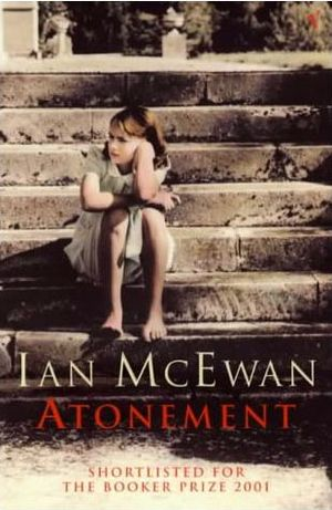 Atonement by IanMcEwan