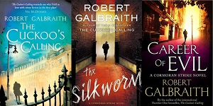 The Comoran Strike Novels by Robert Galbraith